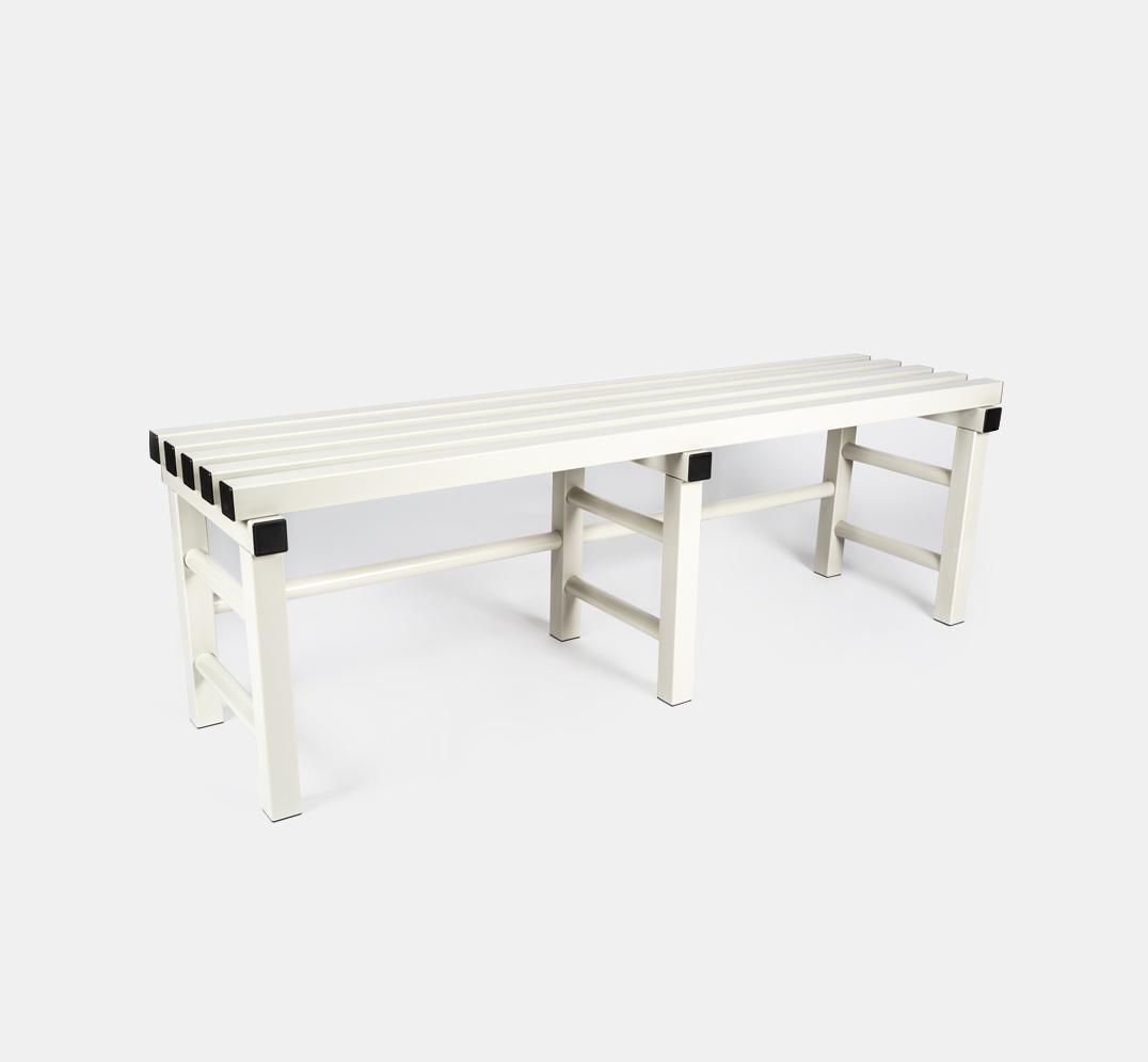 Light bench for gym