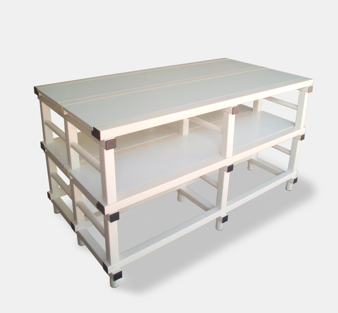 Wide Baby Changer Table for Hospitality and Changing Rooms
