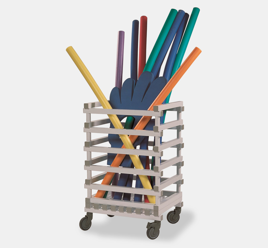 Didactic material Trolley