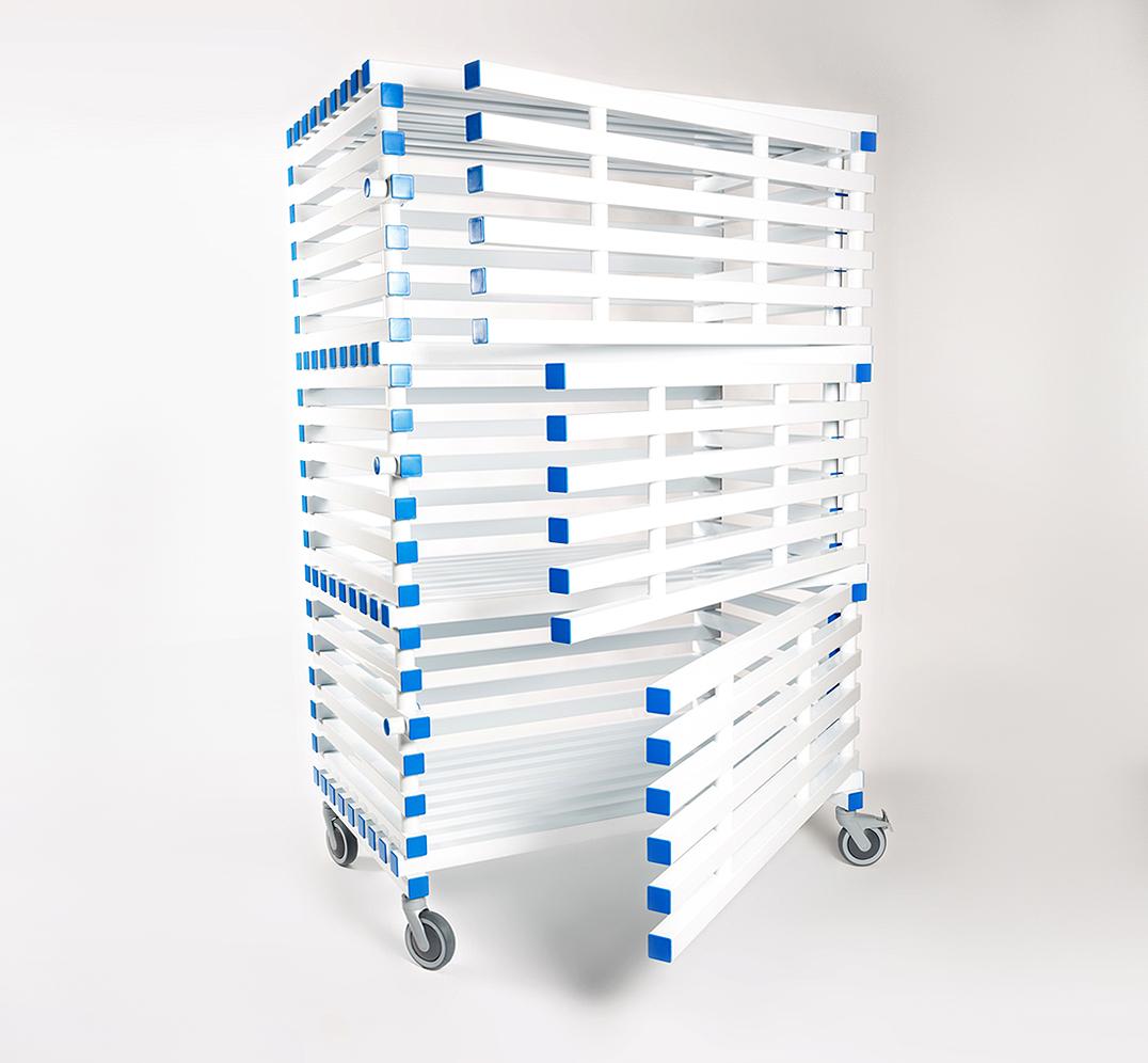 Armario para Material Deportivo de Plástico PVC